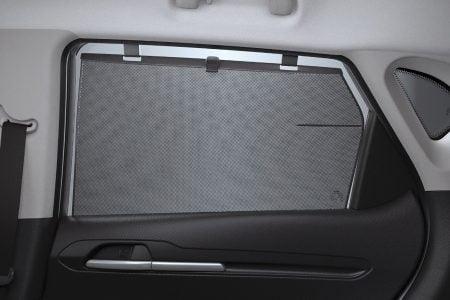 2021-Kia-Refreshed Sonet -1st in segment' Rear Door Sunshade Curtain