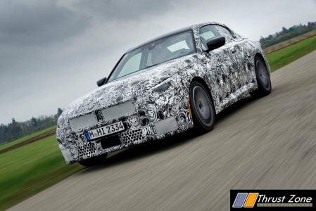 BMW 2 Series Coupé RWD (1)