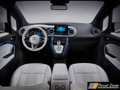 Concept EQT Mercedes-Benz Van
