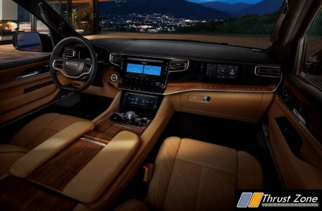 All-new 2022 Grand Wagoneer features the pinnacle of premium SUV