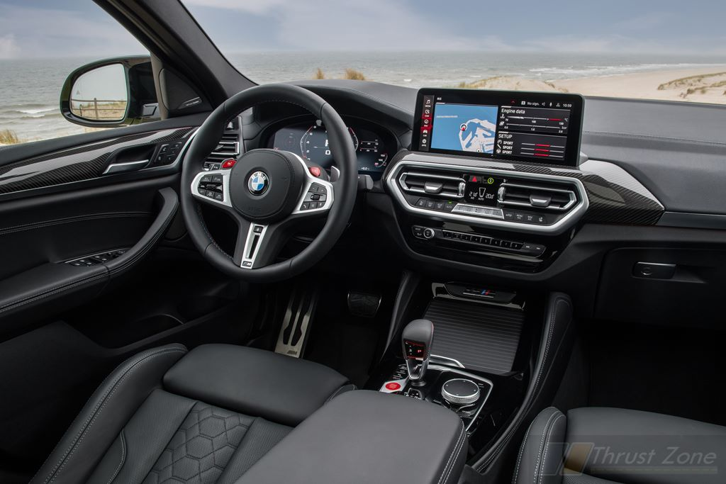 2022 BMW X4M Competition