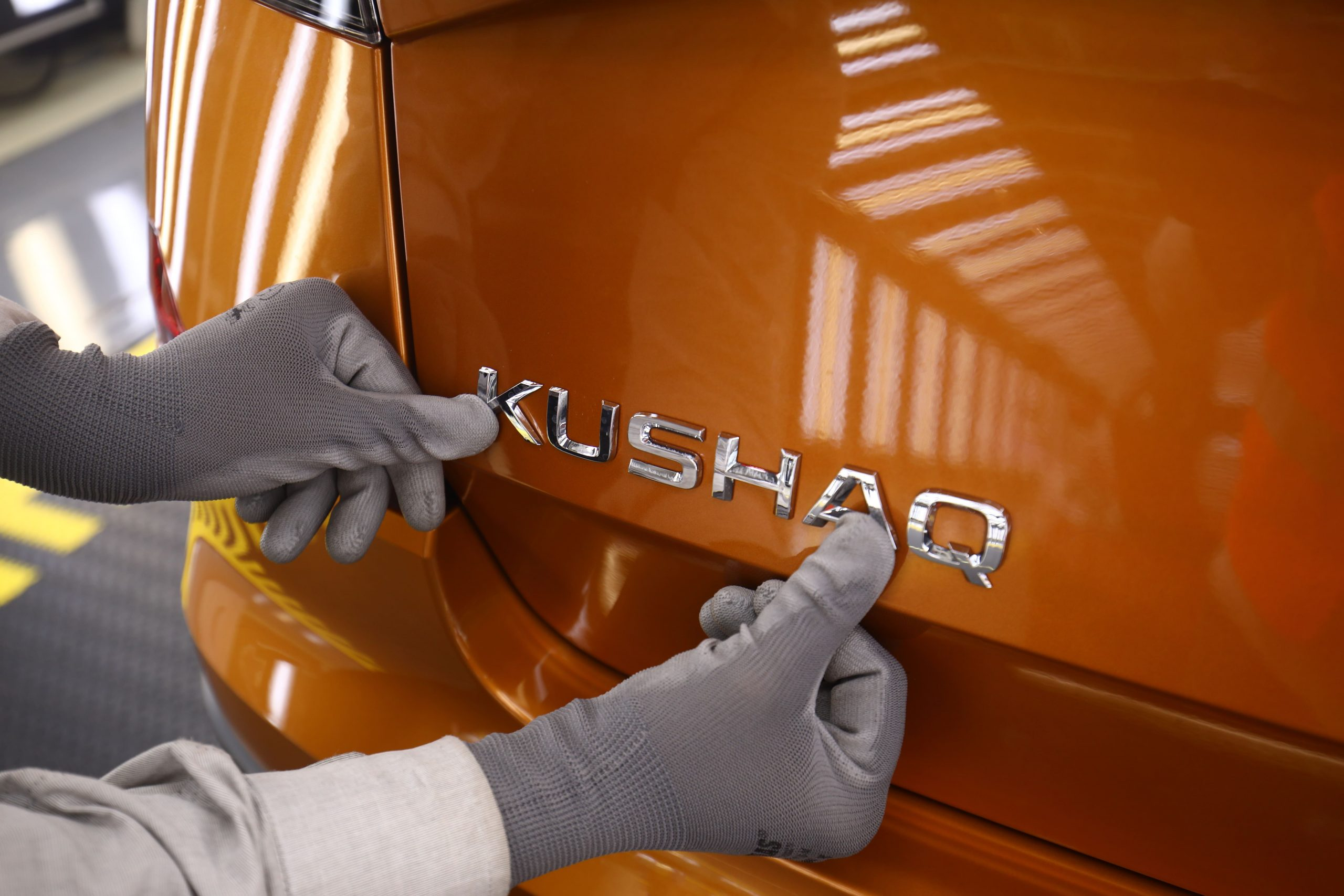 Beginning Of A New Era Made In For The World Skoda Kushaq Production Begins! (1)