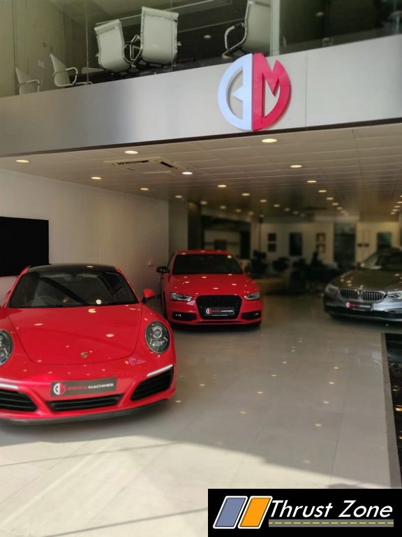 Boys and Machines Hyderabad Dealership Goes Live (2)