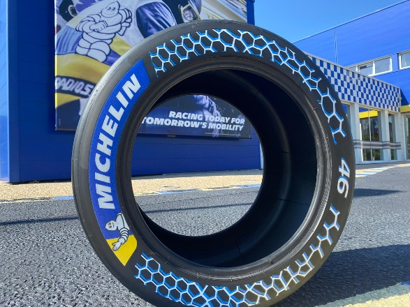 Michelin's Wing Sail Mobility Will Drastically Cut Carbon Footprint