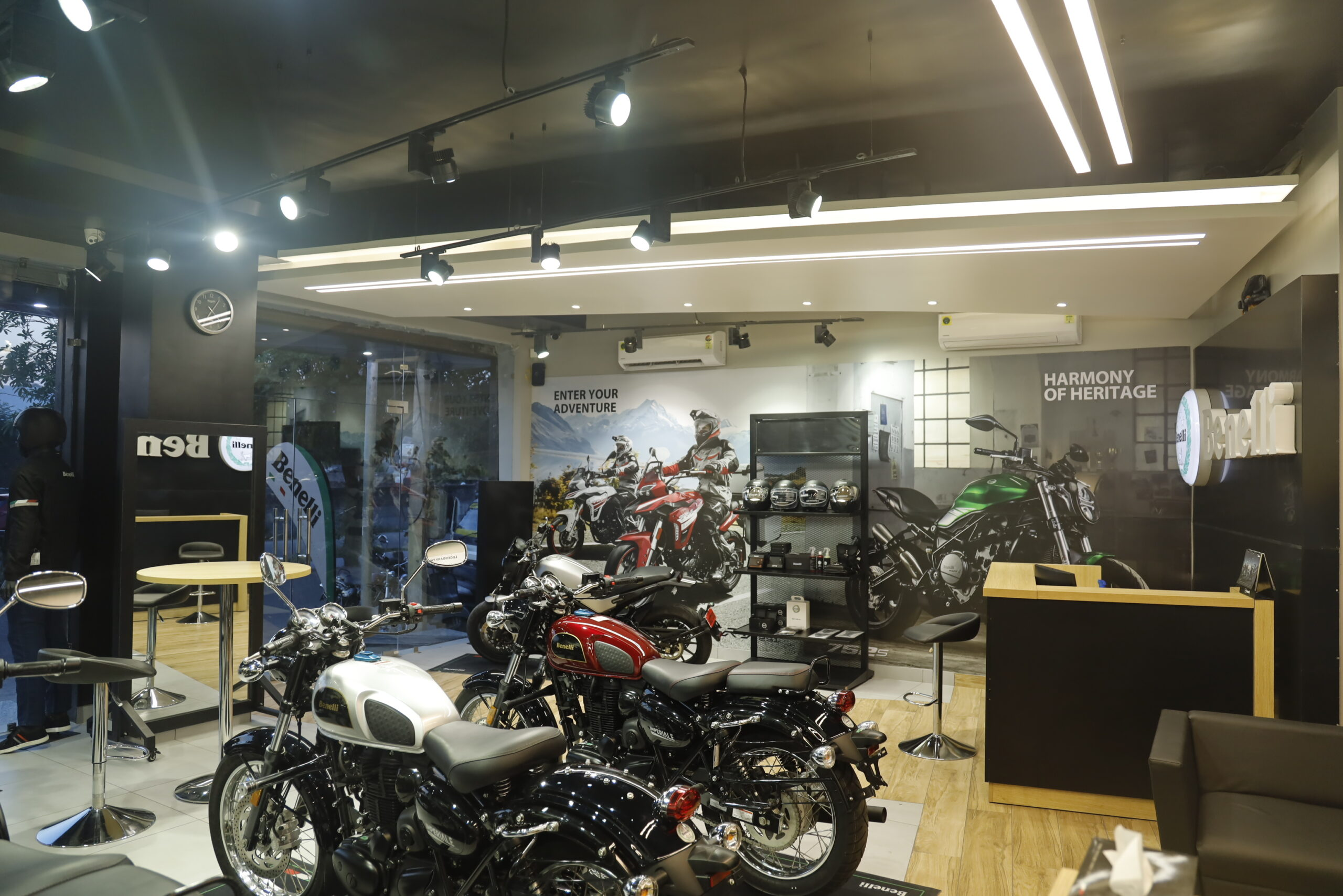 Benelli India Launches its 42nd Exclusive Dealership in Jammu