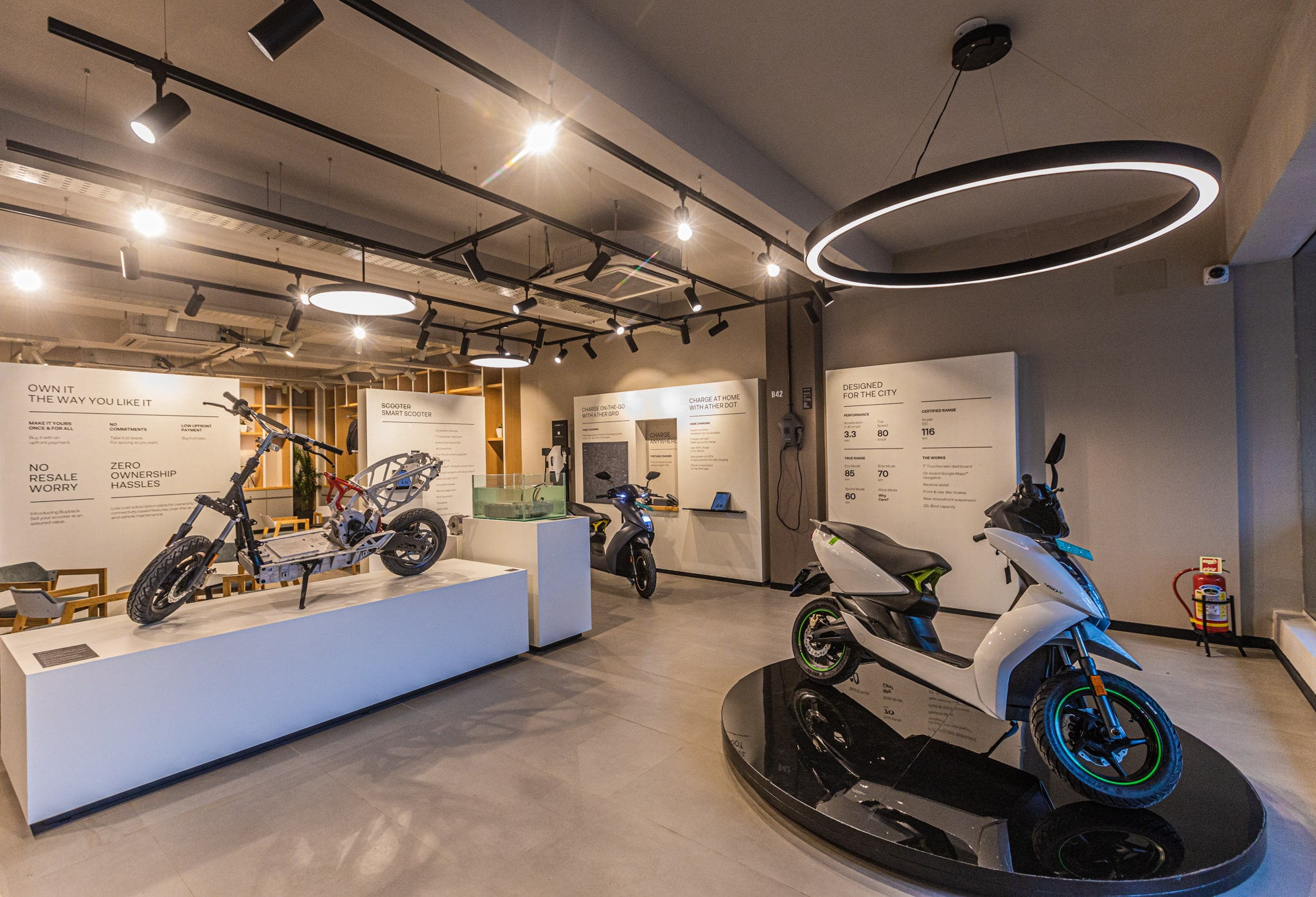 Second Ather Space Inaugurated In Bangalore (2)