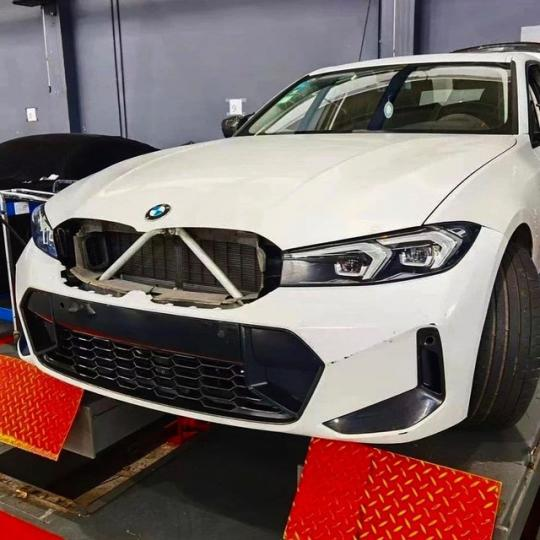 2022 BMW 3 Series Facelift Images