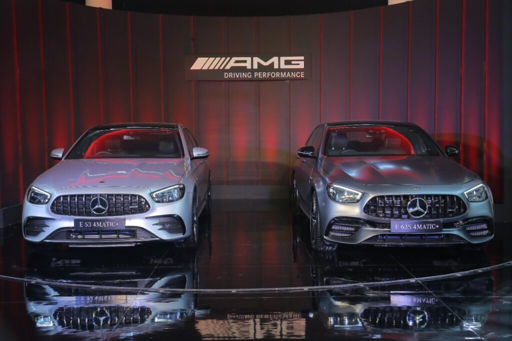 Mercedes AMG E 53 And AMG E63 S 4MATIC+ India Launch Price (2)