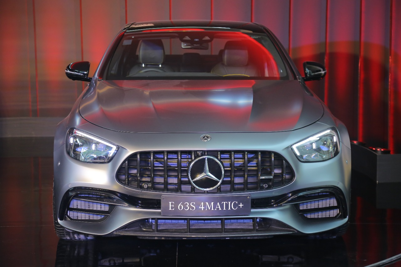 Mercedes AMG E 53 And AMG E63 S 4MATIC+ India Launch Price (3)