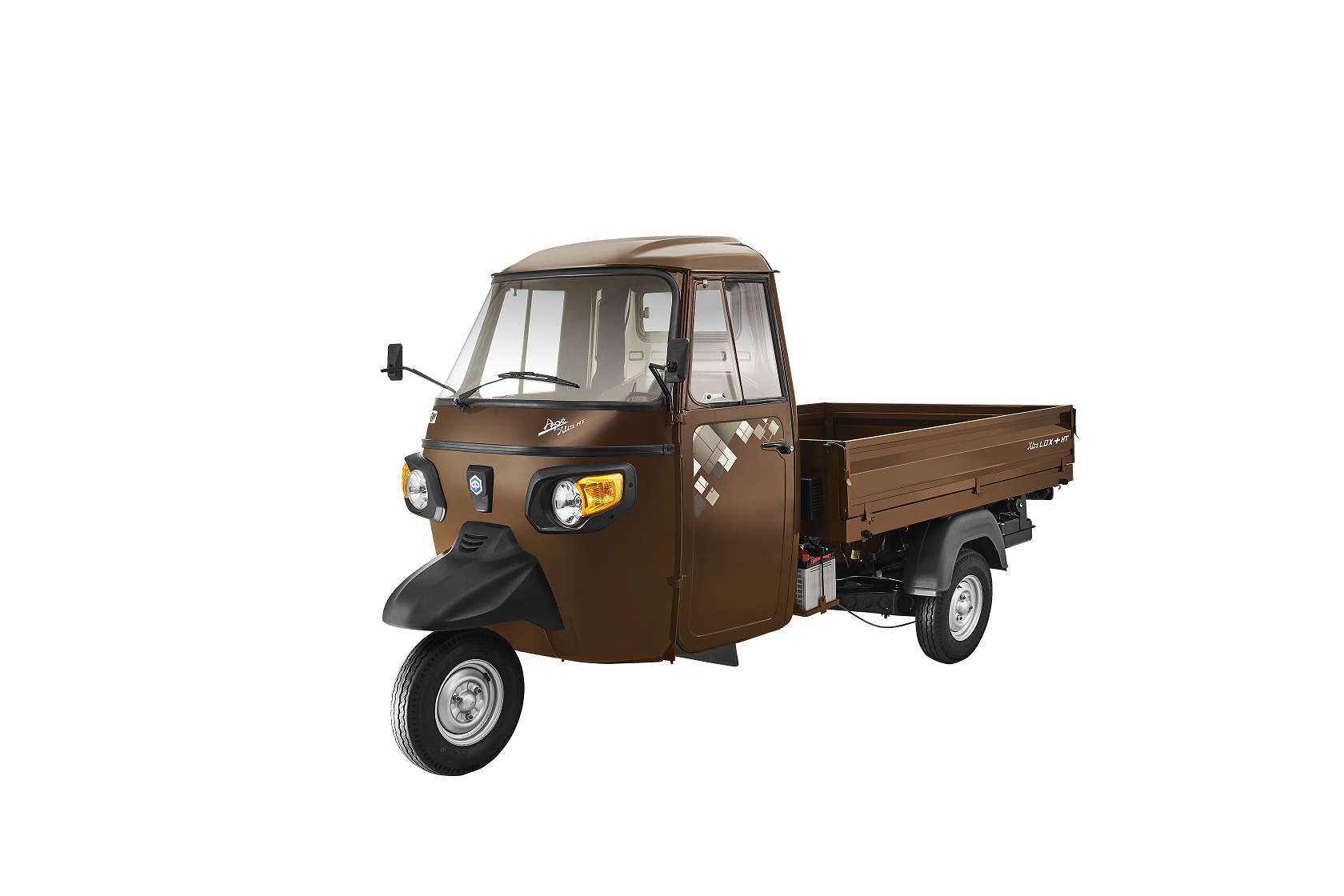 Piaggio Ape HT Range Launched In Petrol and CNG Options (3)