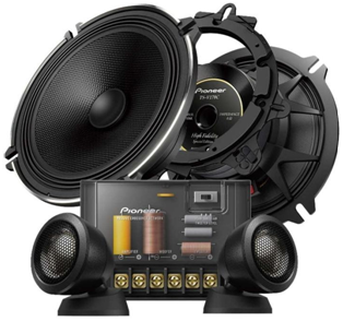 Pioneer Launches 2021 Hi-Res Special Edition Car Component Speakers