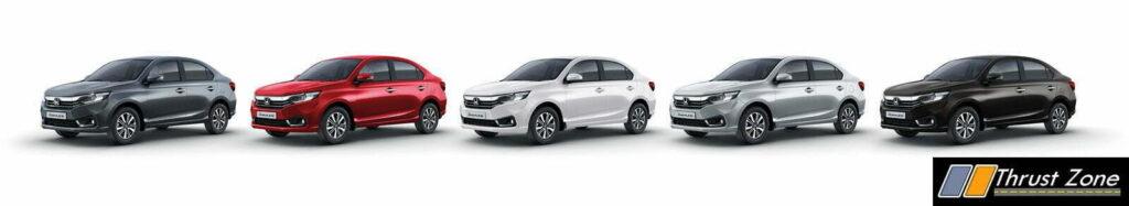 2021 Honda Amaze Facelift (1)