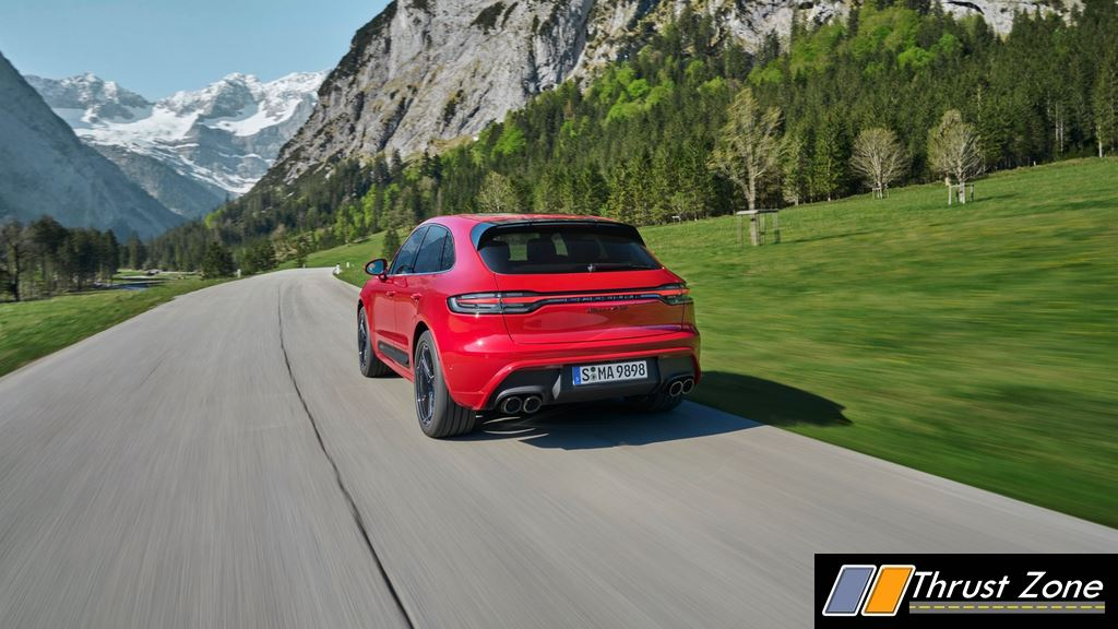 2022 Porsche Macan Revealed - More Power In All Three Variants (1)