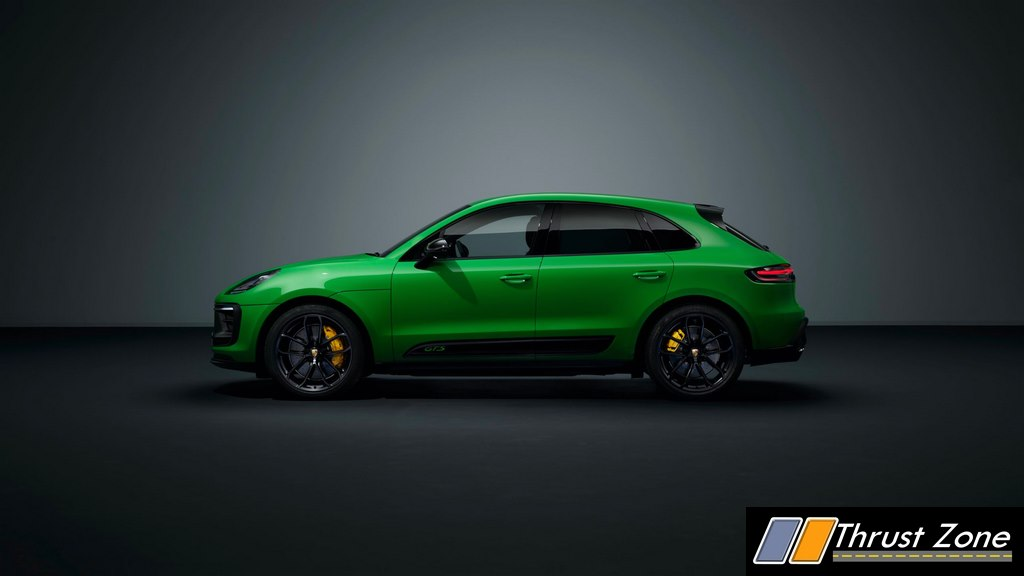 2022 Porsche Macan Revealed - More Power In All Three Variants (4)