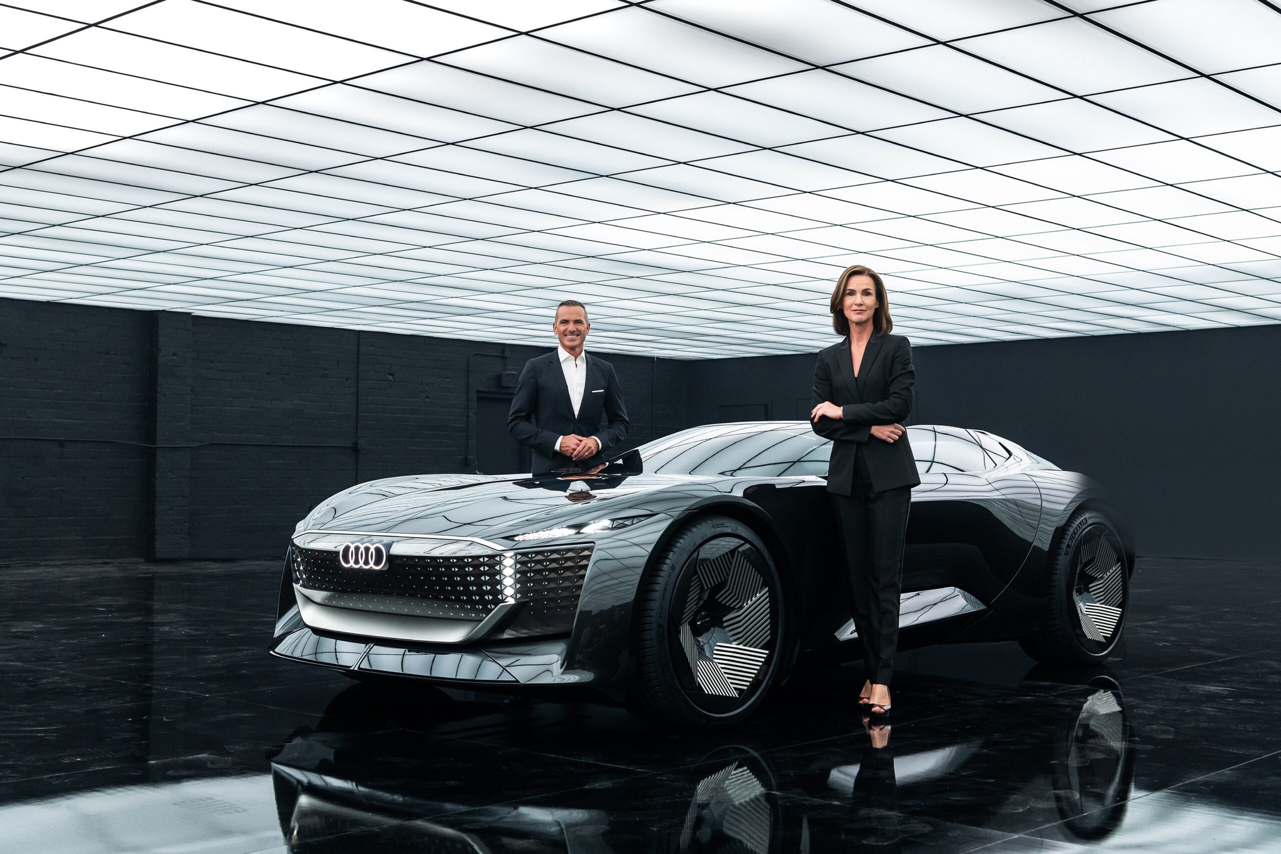 The Audi skysphere concept shows how the brand is redefining luxury in the future