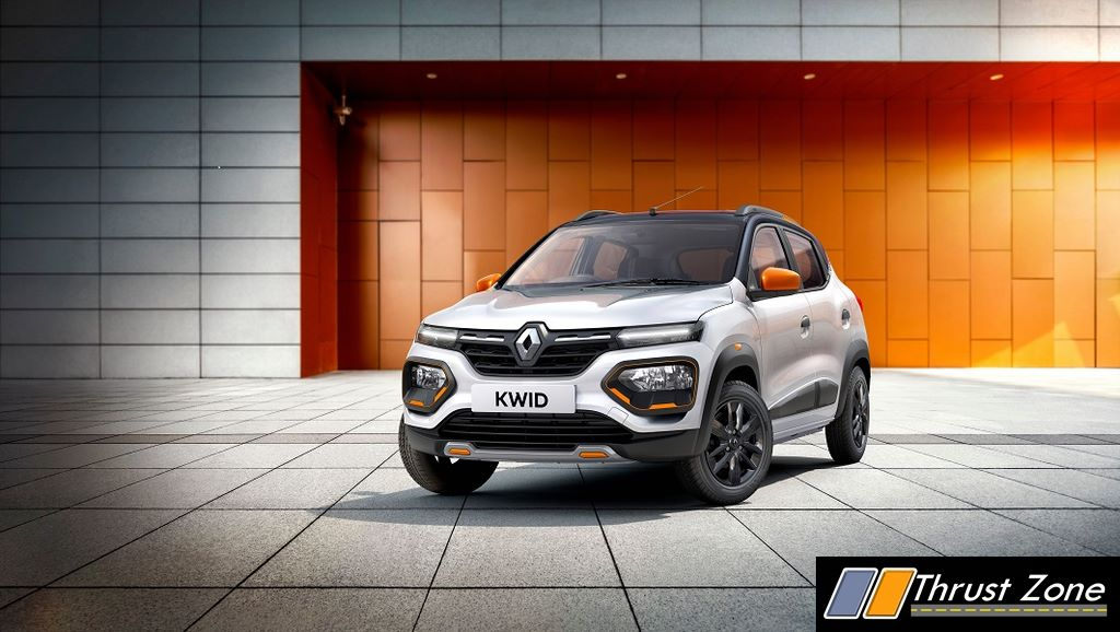 2021 Renault Kwid Launched In India As Part of Decade Anniversary Celebration!