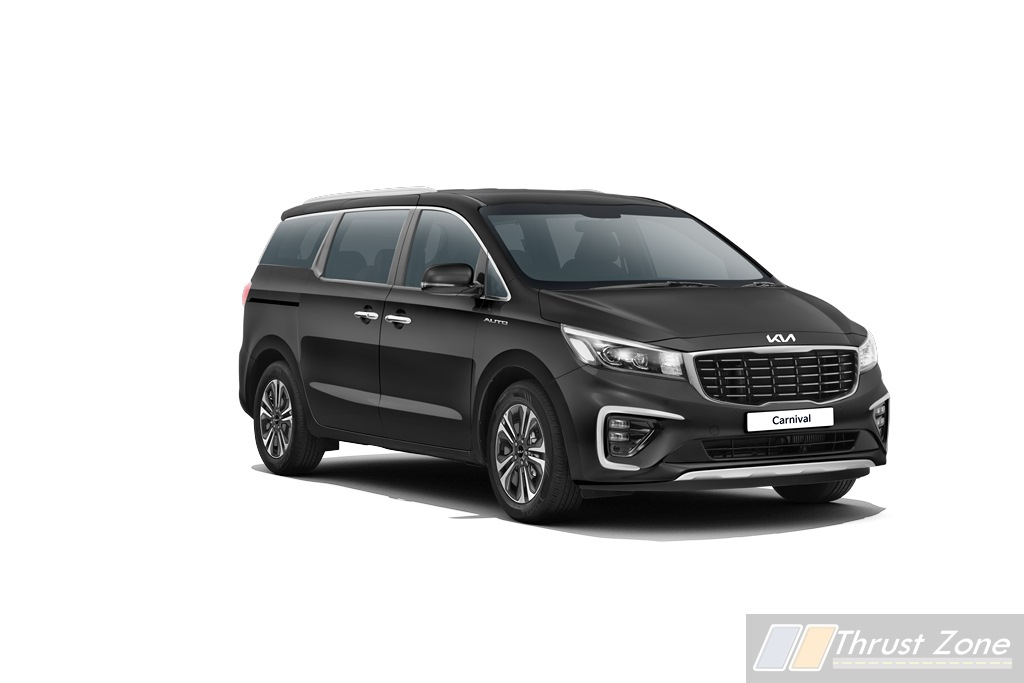 2022 Kia Carnival Launched In India - Know Changes and Details