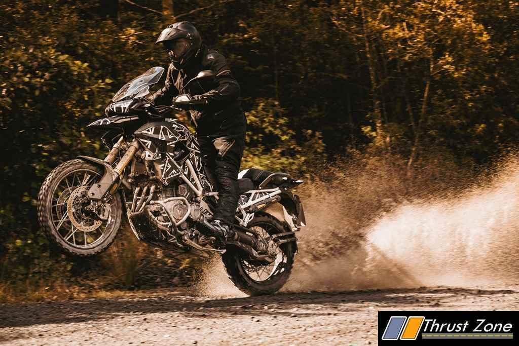2022 Triumph Tiger 1200 India price specs launch (1)