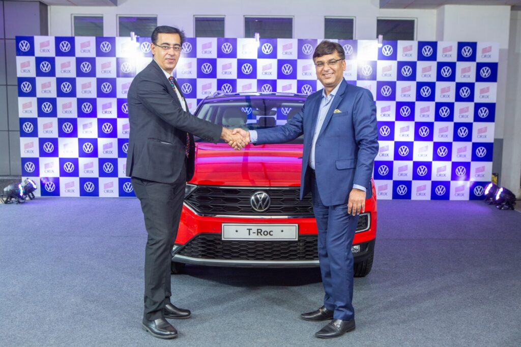 Volkswagen and Orix Come Together To Offer Subscription Based Services