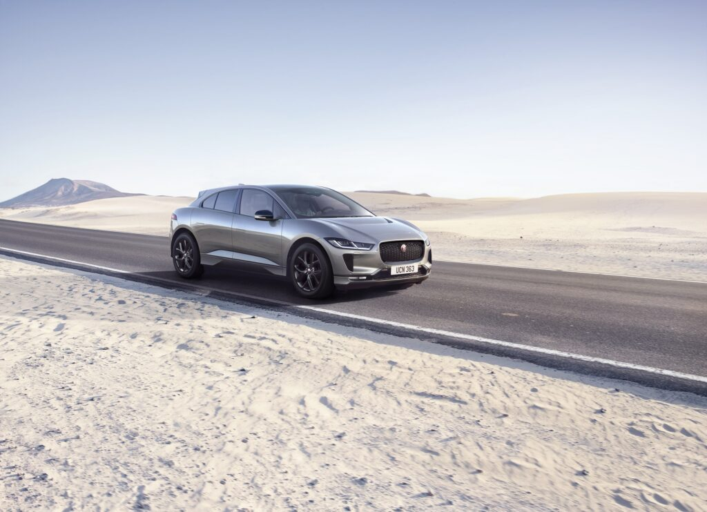 2022 Jaguar I-Pace Black Edition India Launch Soon - Bookings Now Open!