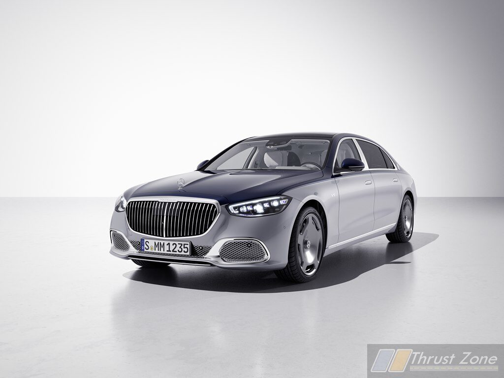Mercedes Maybach 100 Edition Launched For GLS and S-Class Model (2)