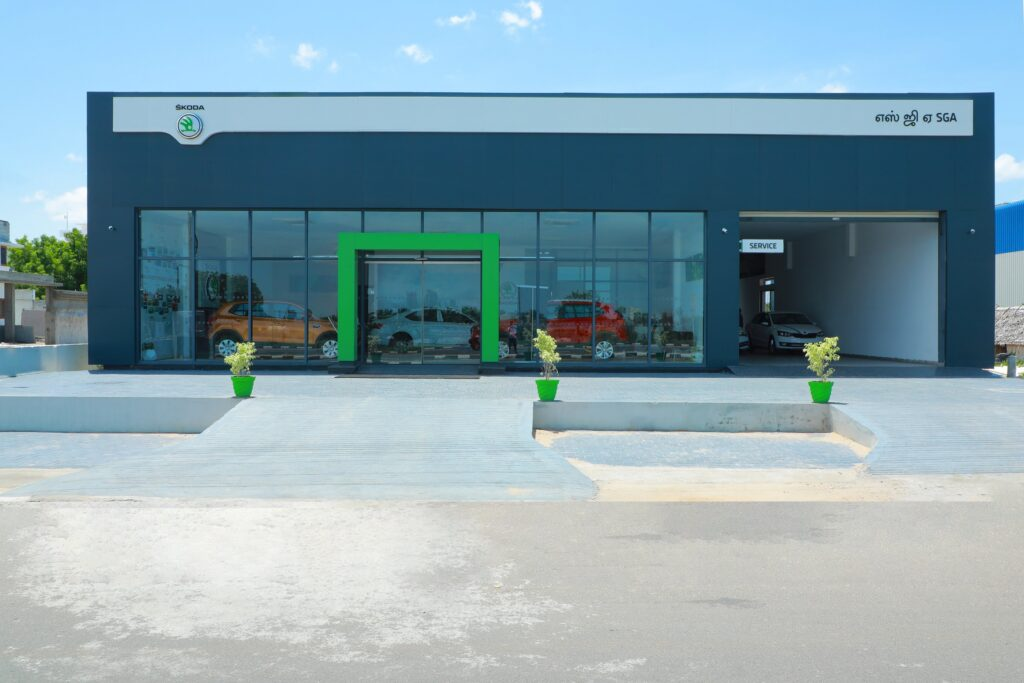 Skoda Compact Workshops Go Live To Enhance Service Experience (1)