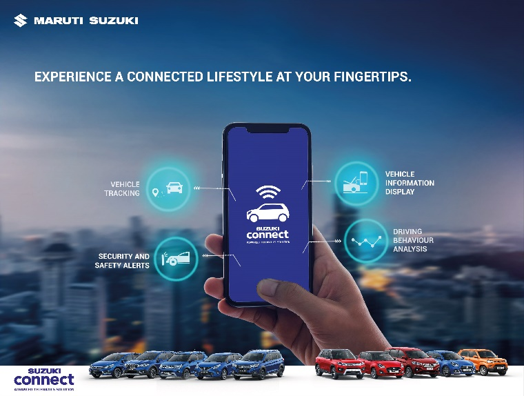 Suzuki Connect For Cars Sold Arena Now Available