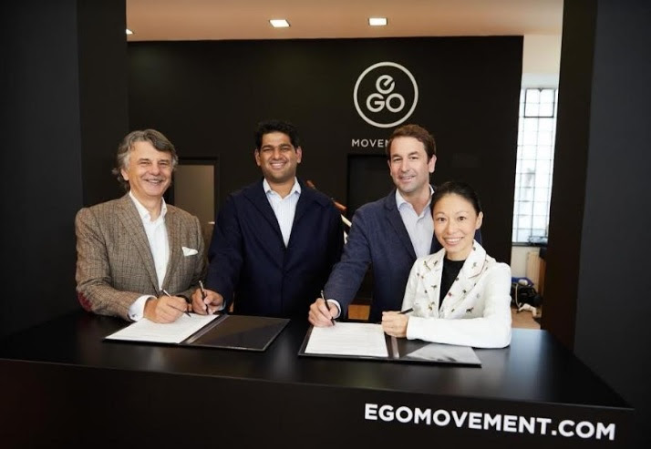 TVS Motor And EGO Movement Announce Partnership