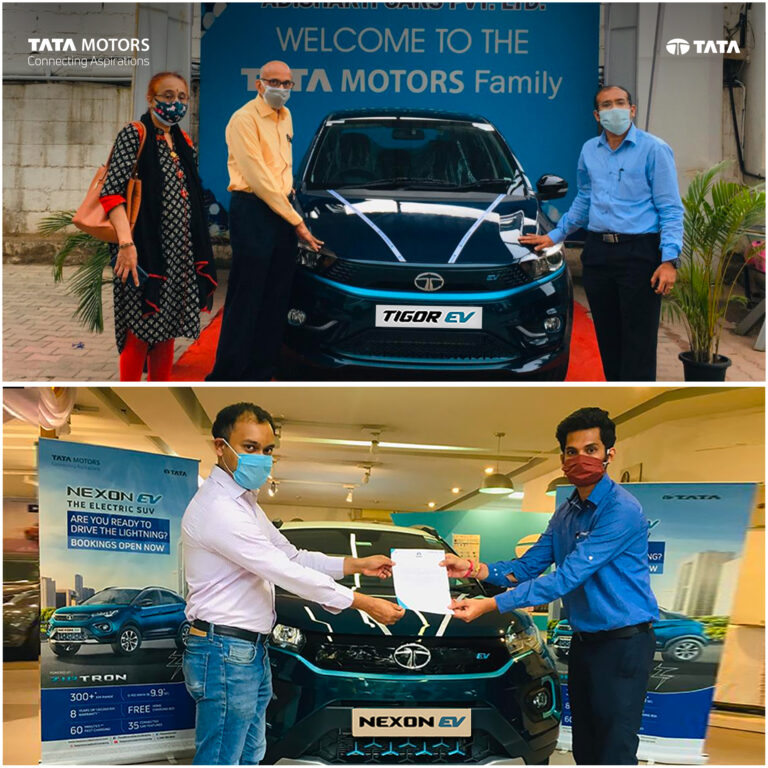 Tata Motors Electric Sales Reach 10,000 Customers - Early Adopters (2)