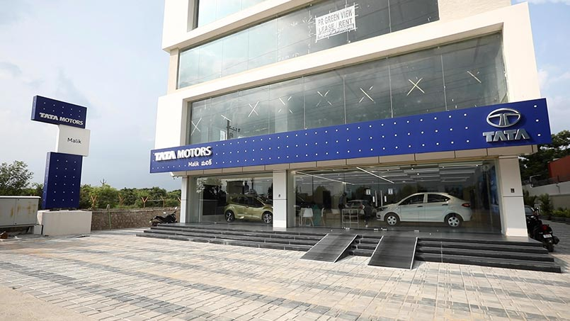 tata-70-showrooms in South India