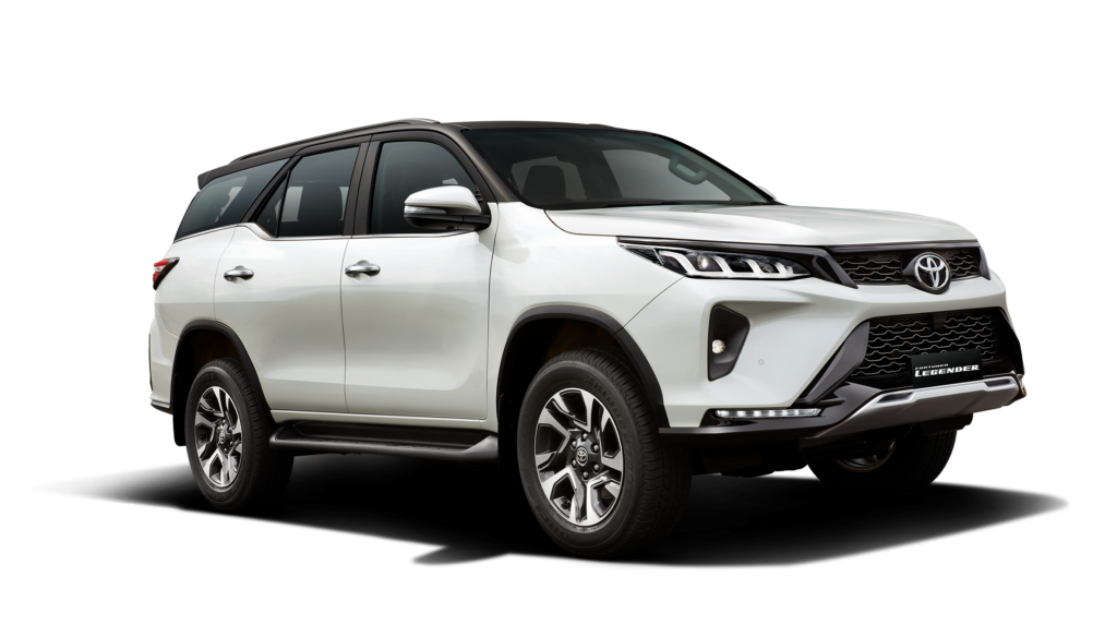 2021 Toyota Legender 4x4 Launched In India - Know Details