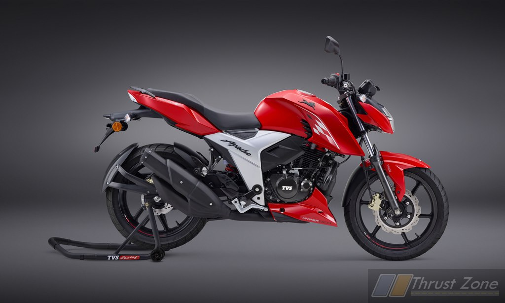 2022 TVS Apache RTR 160 4V Launched Along With Limited Edition (4)