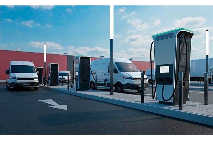 ABB Terra 360 Modular Charger Claims To Be Fastest In The World For EV's