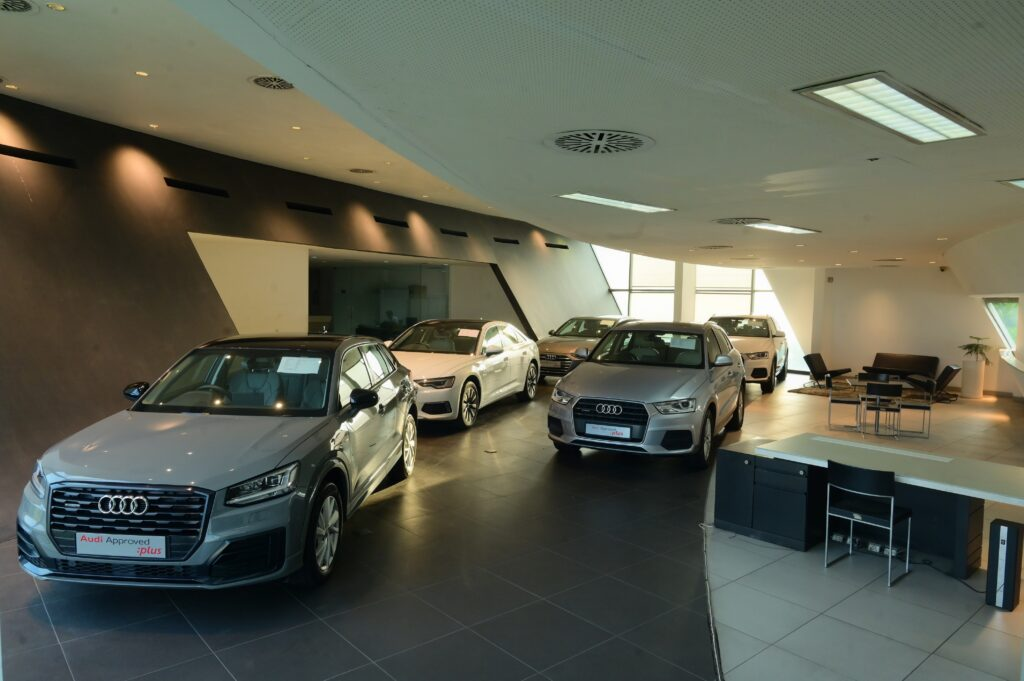 Audi Approved Plus Chandigarh
