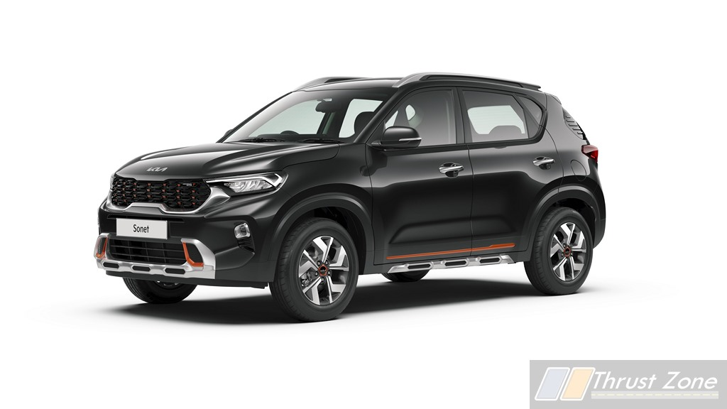 Kia Sonet 1st Anniversary Edition Launched In India (2)