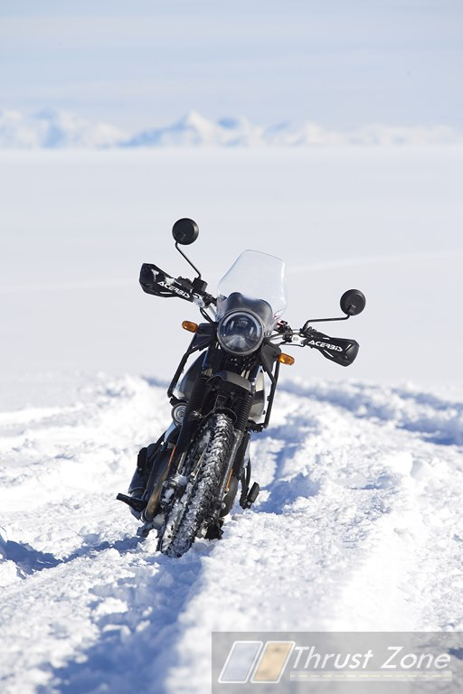 Royal Enfield To Try To Reach South Pole On The Humble Himalayan! (3)