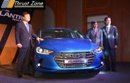 2016 Hyundai Elantra India Launched At Rs. 12.99 Lakhs, Complete Details Here