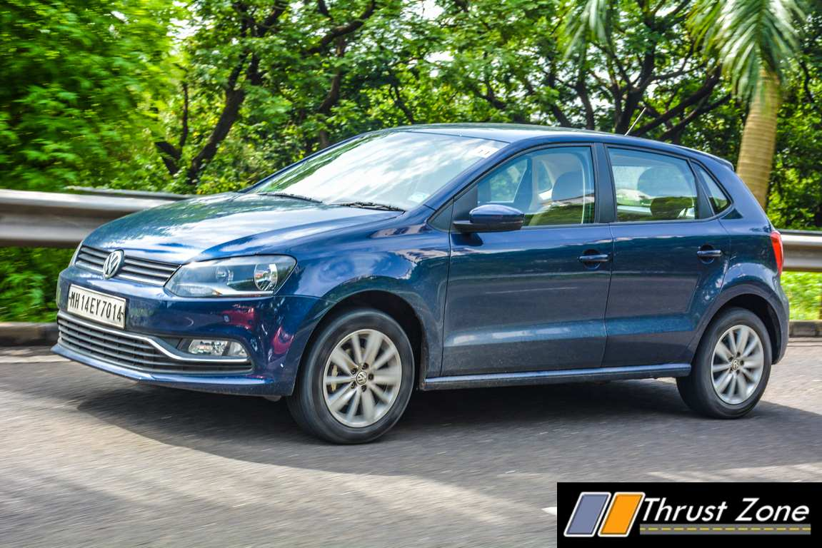2016 Volkswagen Polo Diesel Facelift Review First Ride