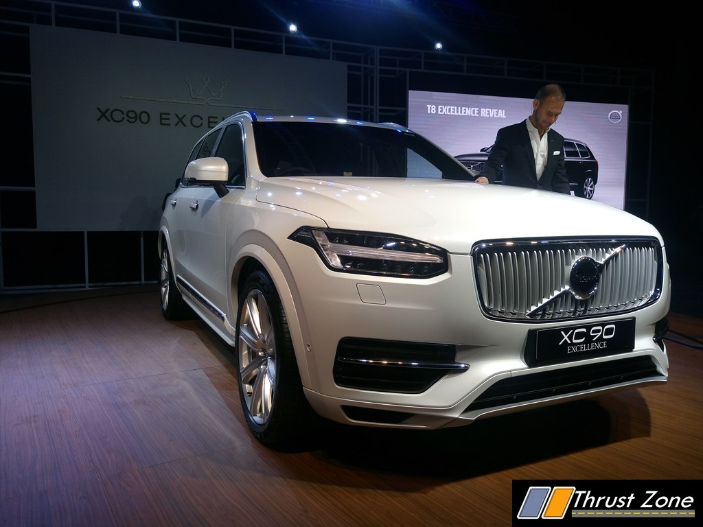 Volvo Localization Begins With The XC90 Expect Price Drop and More Modes To Follow In India