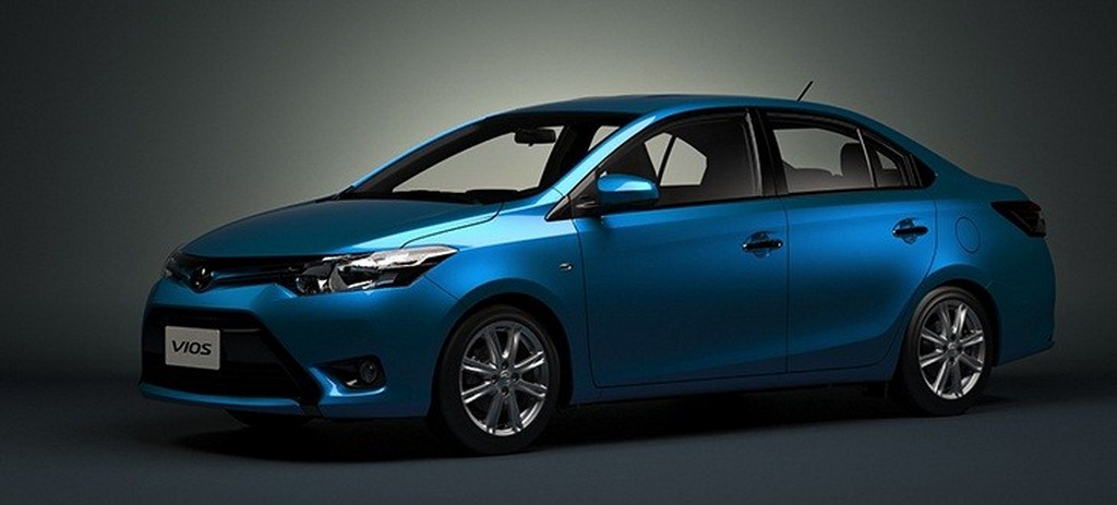 Toyota Vios India Hybrid Launch Could Happen in 2017 - All the Details ...