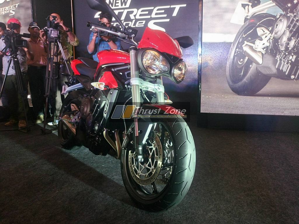 2017 Triumph Street Triple 765 India Details Here Launched At Rs