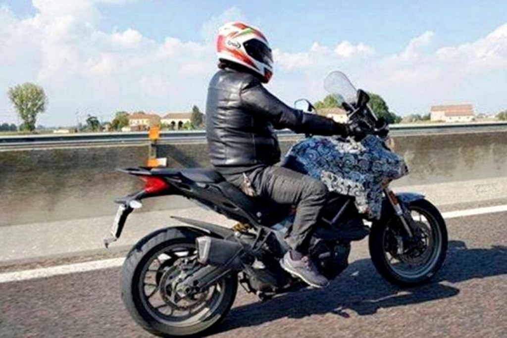 Ducati Multistrada 939 Spied For The First Time Launch At