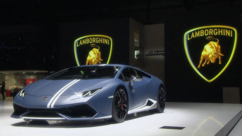 Lamborghini Huracan Lp610 4 Avio Is Jet Plane With Four Wheels