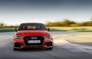 2017 Audi RS3 Four-Door Makes 400 PS of Power, Was it Necessary?