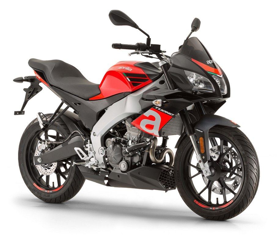 2017 Aprilia Tuono 125 is a Nasty Little kid on the Block Set To ...