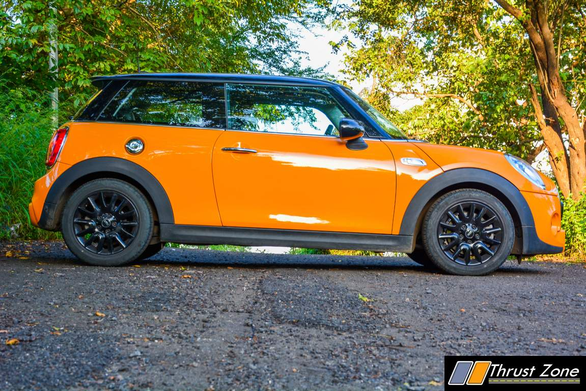 2016 mini cooper s india review john cooper works edition road test. Black Bedroom Furniture Sets. Home Design Ideas