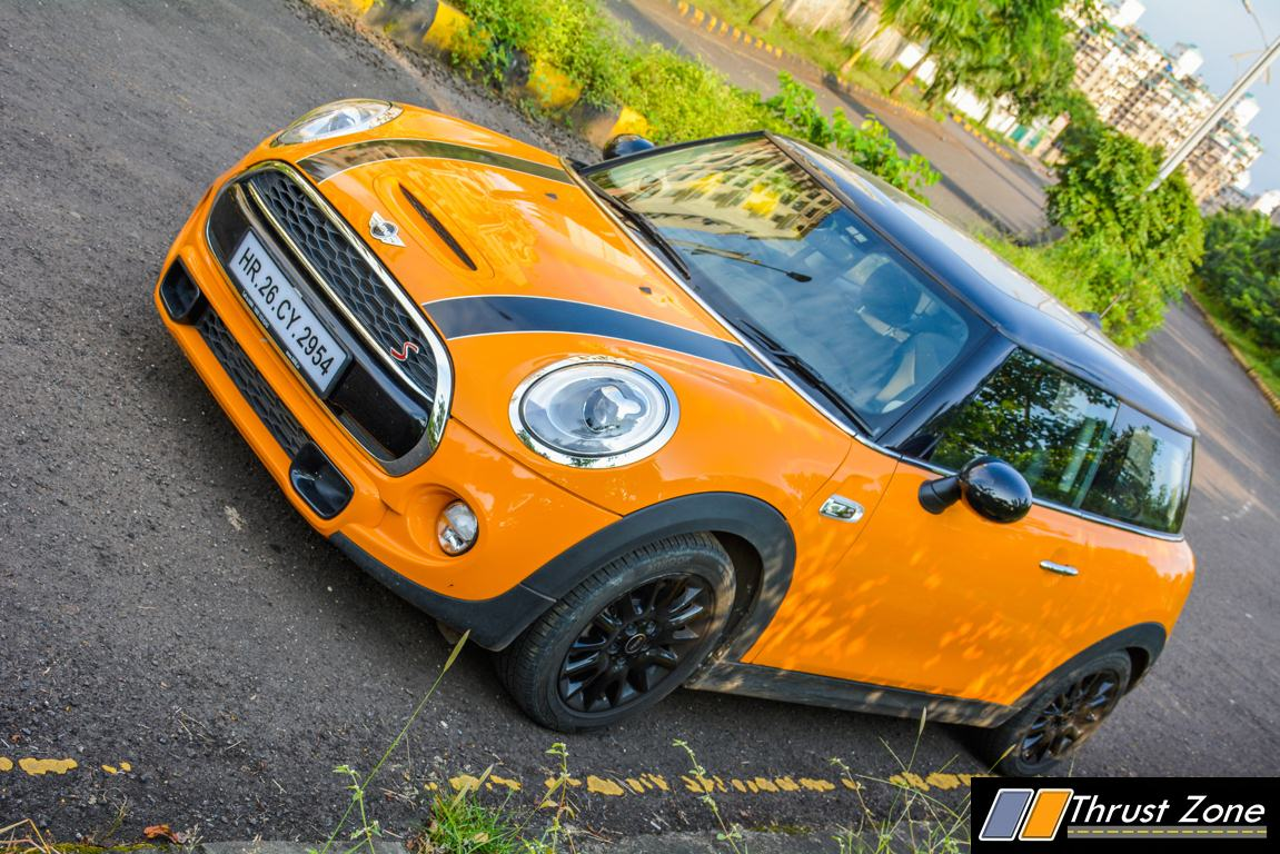 2016 Mini Cooper S John Works Review