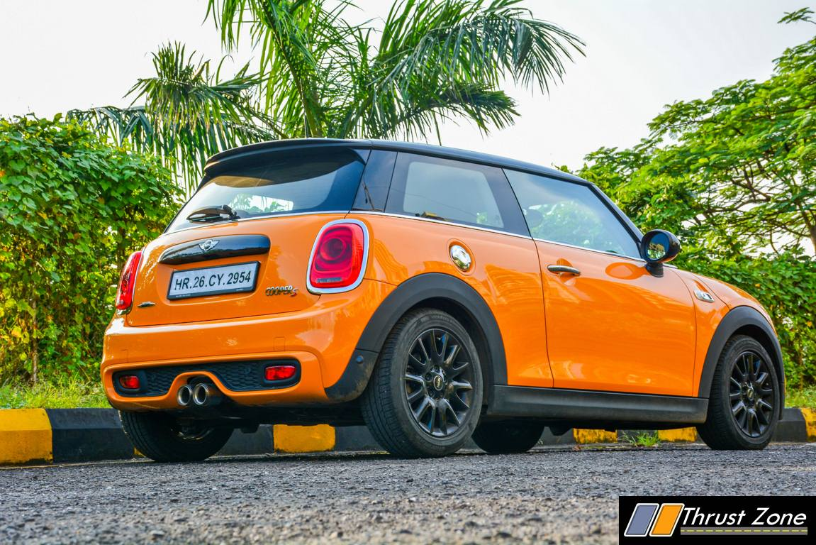 2016 Mini Cooper S India Review, John Cooper Works Edition