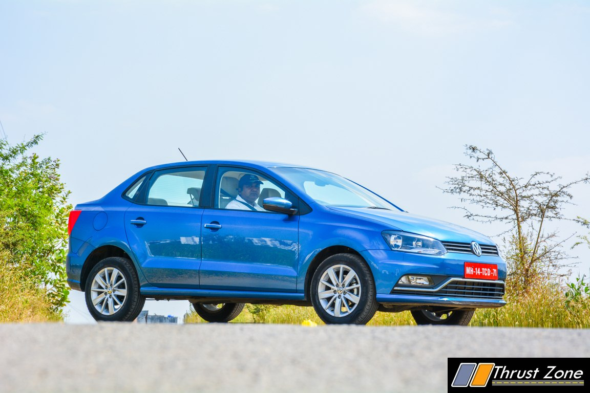 Volkswagen Ameo Diesel Dsg Review  Manual  First Ride