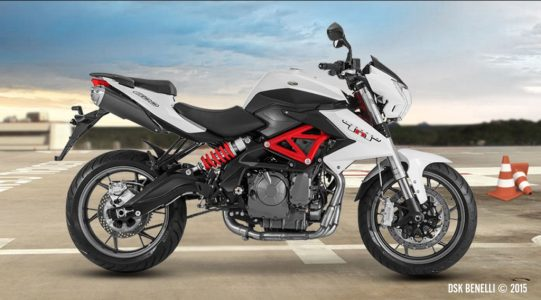 2016 Benelli TNT 600i ABS India